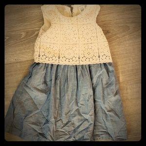 GAP girls dress sz 4yrs